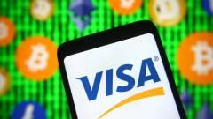 A Visa több mint 50 kriptotársasággal működik együtt kép