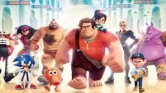 Zangief, Sonic és Bowser egy filmben - Rontó Ralph kritika  kép
