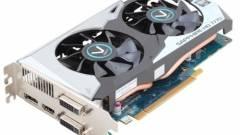 Sapphire Radeon HD 7770 egyedi hűtővel kép