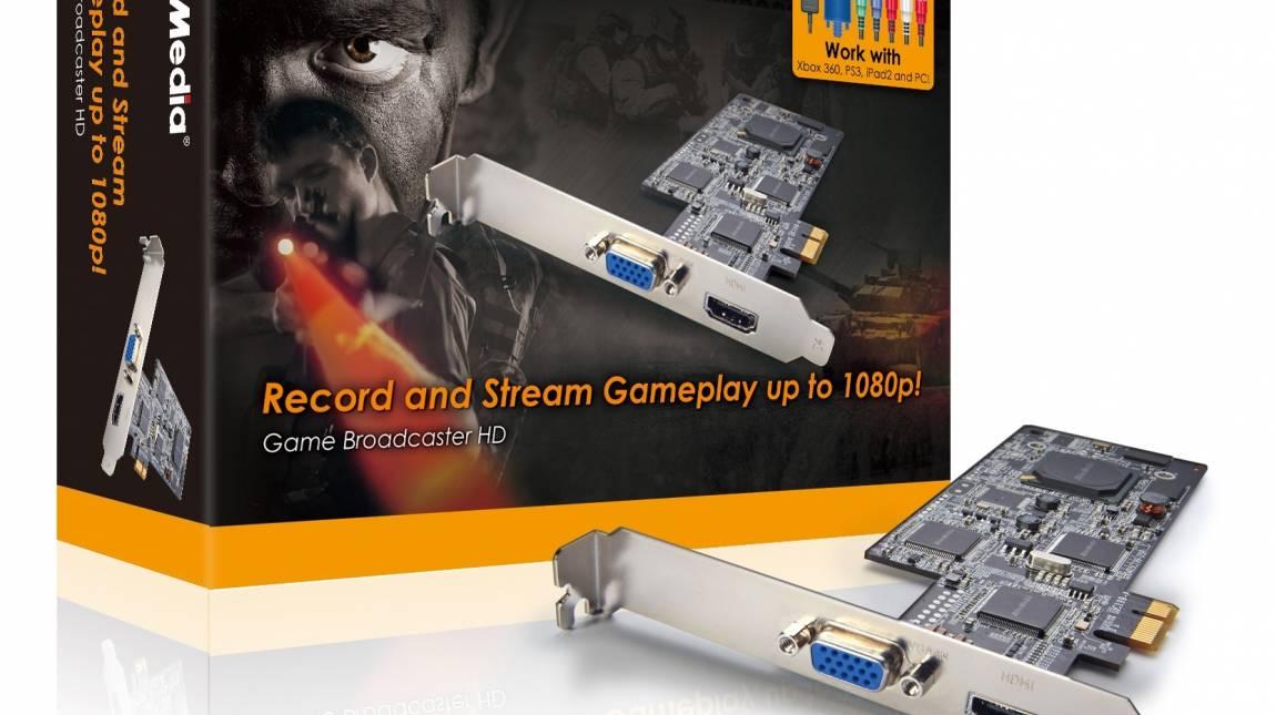 AVerMedia Game Broadcaster HD teszt kép