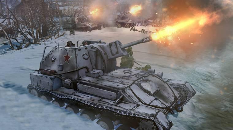 Company of Heroes 2 - trailer a tankokon túl bevezetőkép