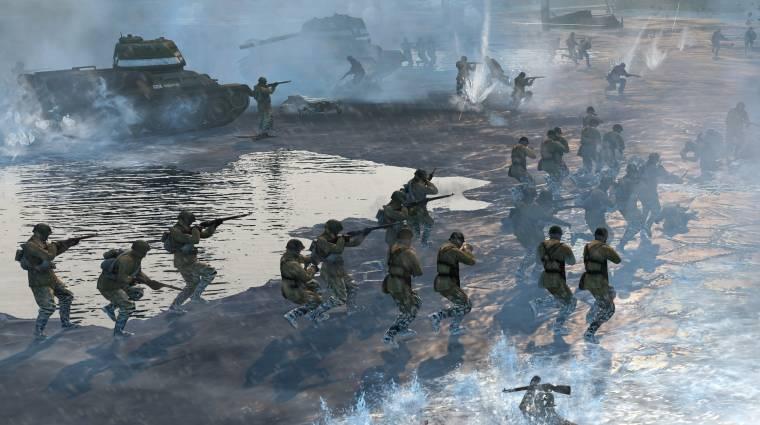 Company of Heroes 2 - megsértődtek az oroszok, nem kapható a játék bevezetőkép