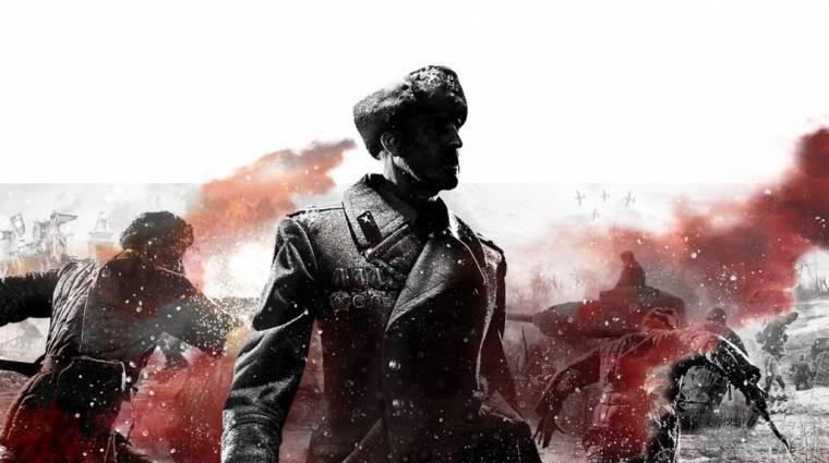 Company of Heroes 2 - ingyenes DLC-k lépnek a frontra bevezetőkép