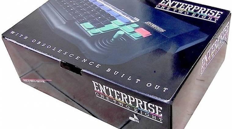 Magyarországon világhírű háziszámítógépek - Enterprise 64 és 128 bevezetőkép
