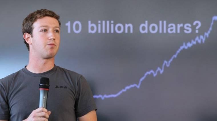 Jöhet a reklámmentes Facebook? kép