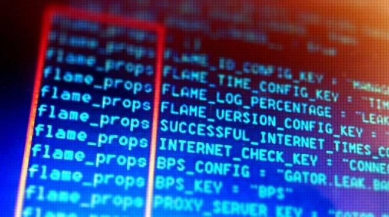 Amerika és Izrael cyberfegyvere a Flame vírus kép