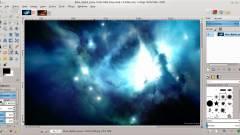 Rengeteg újdonságot hozott a GIMP 2.8 kép
