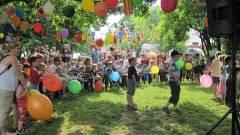 Az NMHH is Gyermeknapozik a Városligetben kép