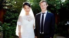 Megházasodott Mark Zuckerberg kép