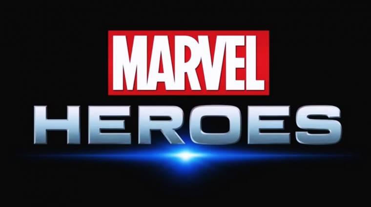 Marvel Heroes - új Comic-Con trailer bevezetőkép
