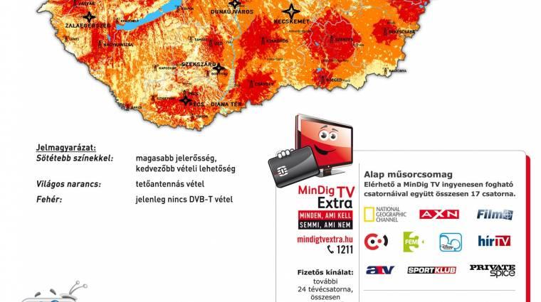 Lekapcsolás nincs, de HD, 3D és botantennás DVB-T lesz kép