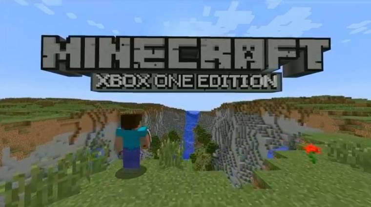 E3 2013 - Minecraft az Xbox One-on bevezetőkép
