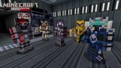 Minecraft - Mass Effect témájú DLC érkezik kép