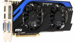 GeForce GTX 670 Power Edition az MSI-tól kép