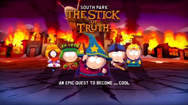 E3 2013 - South Park: The Stick of Truth trailer bevezetőkép