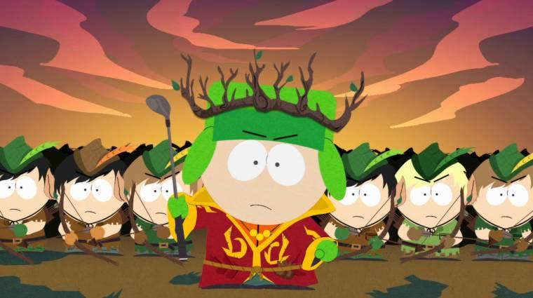 South Park: The Stick of Truth - nem kell hozzá a UPlay bevezetőkép