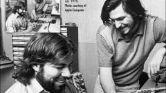 Woz worries about iPhone rivals kép