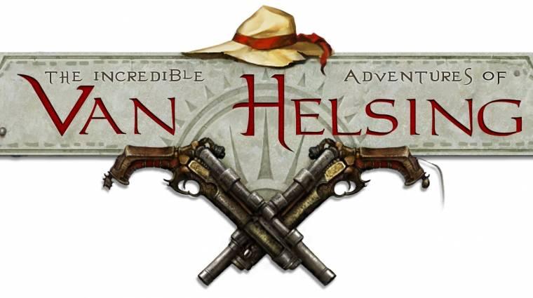 The Incredible Adventures of Van Helsing - okosan kell majd játszani bevezetőkép
