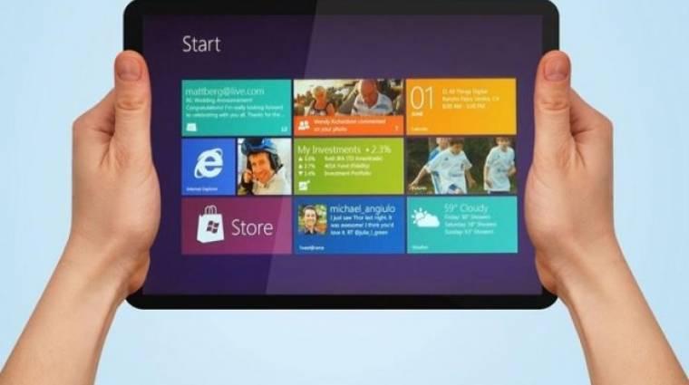 Máris kaszát kaphat a Windows RT kép