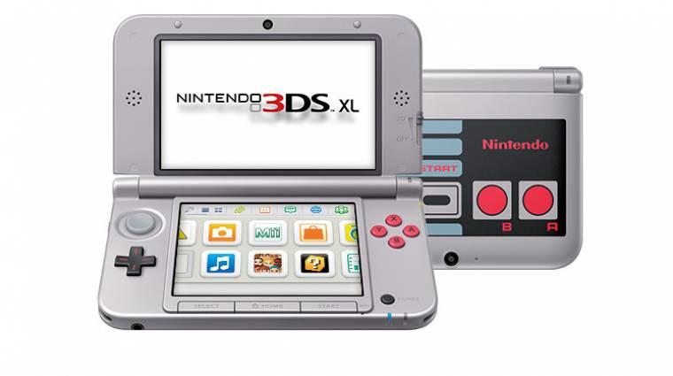 A 3DS még nem halott, legalábbis a Nintendo szerint bevezetőkép
