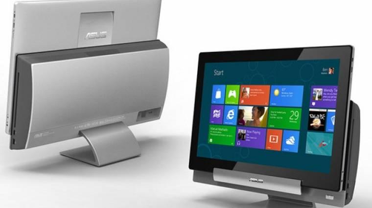 ASUS: androidos tabletből Windows 8-as egybegép kép