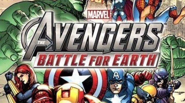 Avengers: Battle for Earth - hivatalos dátum és borító bevezetőkép