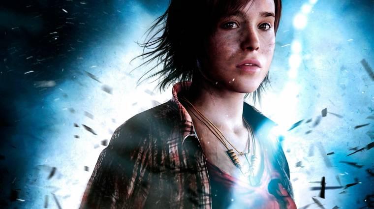Beyond: Two Souls - Ellen Page és Willem Dafoe kapcsolata bevezetőkép
