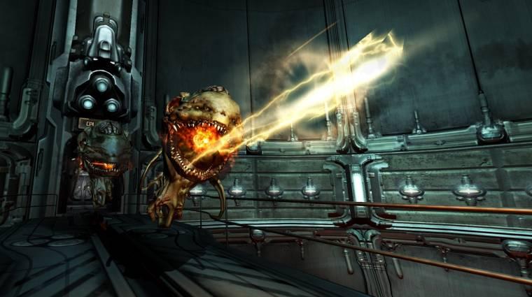 Doom 3 BFG Edition - The Lost Mission trailer bevezetőkép