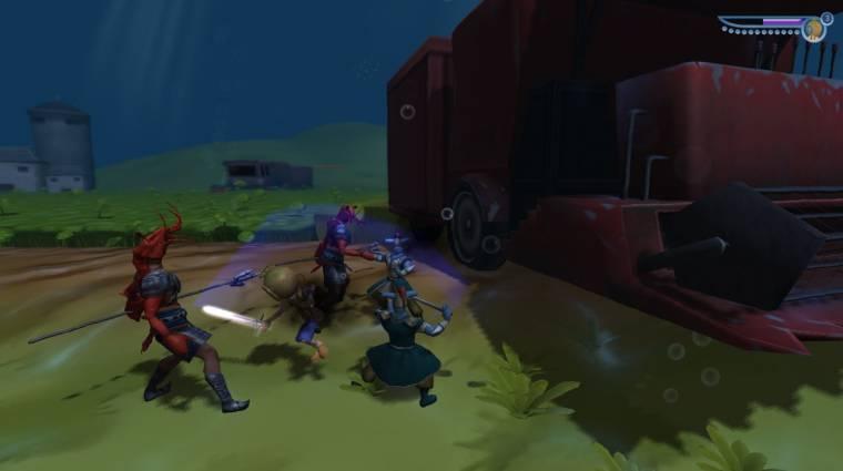 Indie Underdog Pack - 5 játék, jótékonyság és támogatás bevezetőkép