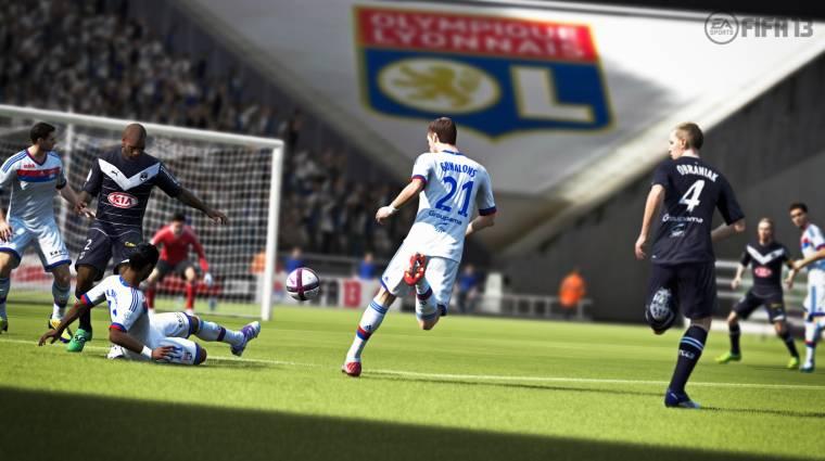 Brit toplista - Tart a fociőrület bevezetőkép