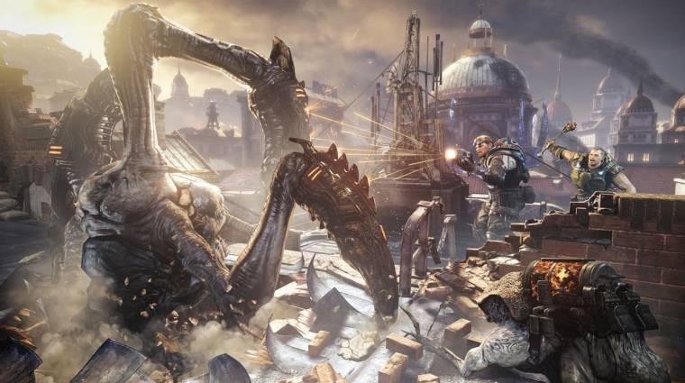 Idő előtt kiszivárgott a Gears of War: Judgment bevezetőkép