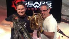 Mass Effect 4 - a Gears of War: Judgment volt producere felügyeli kép