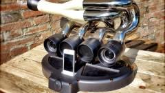 IXOOST hangrendszerek iPhone és versenyautó rajongóknak kép