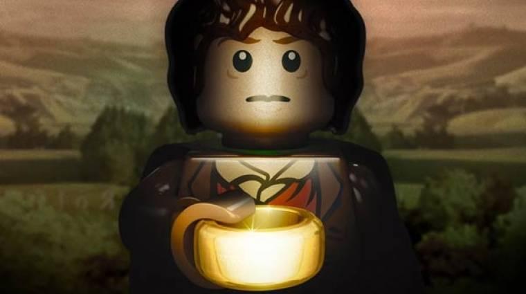 LEGO Gyűrűk Ura - Középfölde is bekockásodik bevezetőkép