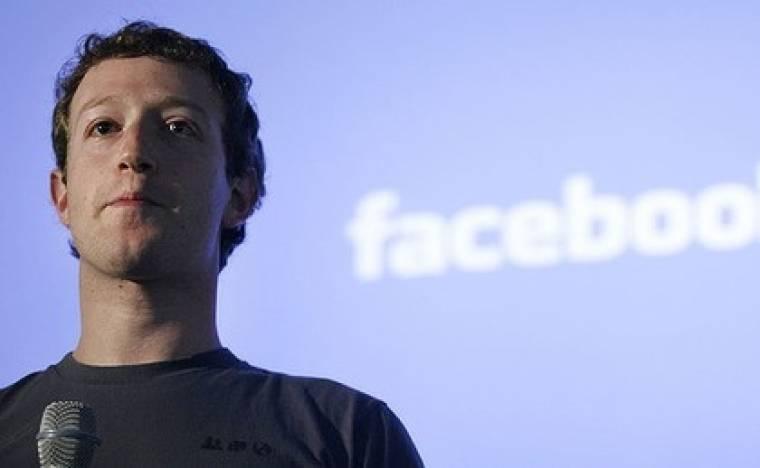 Mark Zuckerberg a jövőbe tekint