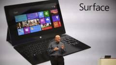 A Surface táblák miatt bukhat a Windows RT? kép