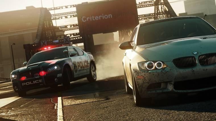 Need For Speed: Most Wanted - A single player örömei bevezetőkép