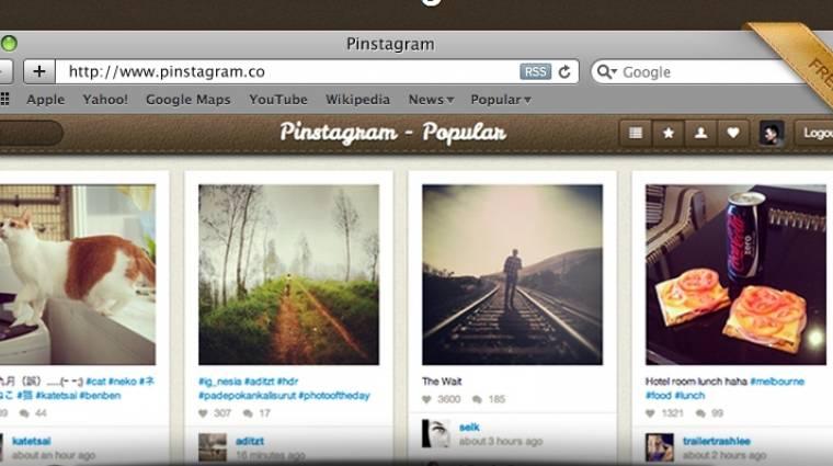 A fotós Twitter - a Pinterest világa kép