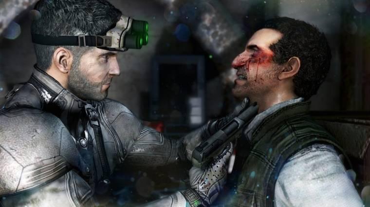 Splinter Cell - a Ubisoft nem feledkezik meg róla bevezetőkép