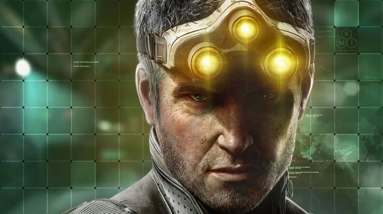 BRÉKING: Animációs Splinter Cell sorozatot készít a Netflix kép