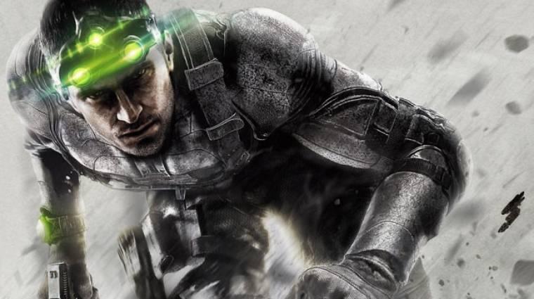 Készül az új Splinter Cell... animációs sorozat Netflixre bevezetőkép