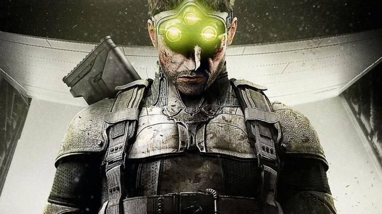 Jade Raymond dolgozott egy új Splinter Cell játékon bevezetőkép