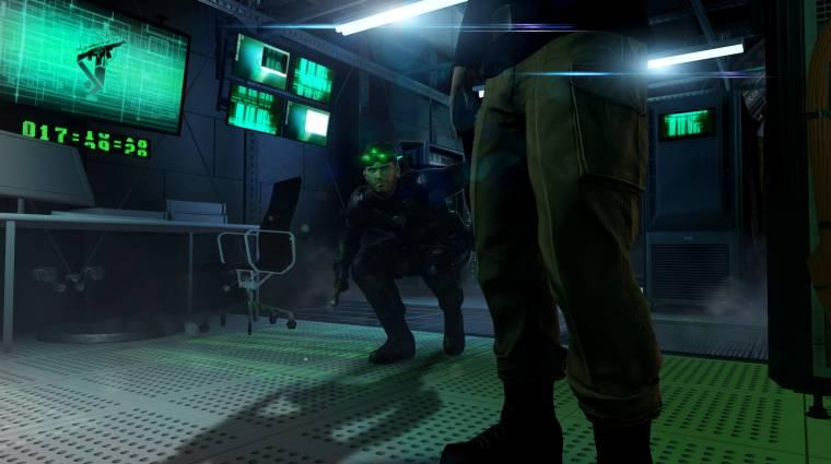 Jelenleg nem készül Splinter Cell-játék a Ubisoftnál bevezetőkép