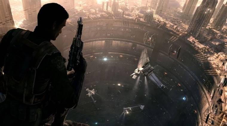 Star Wars 1313 - nincs még teljesen veszve bevezetőkép