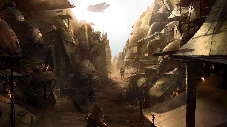 Star Wars 1313 - a Lucasfilm még nem mondott le róla bevezetőkép