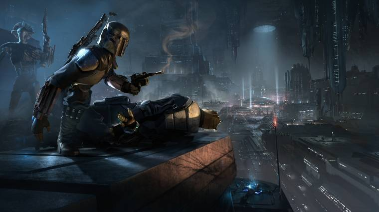 Star Wars 1313 - újra előkerült egy korai tesztanimáció a törölt játékról bevezetőkép