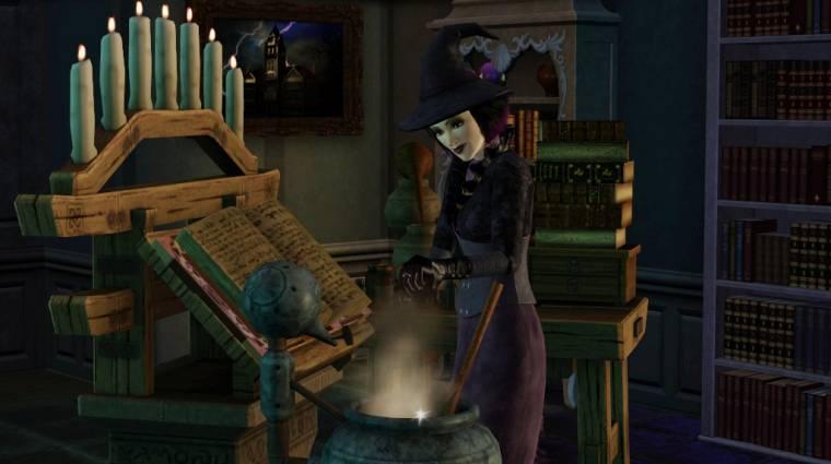The Sims 3 - Supernatural, bejelentették a legújabb kiegészítőt bevezetőkép