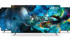 Gamerekre szabták a Vizio legújabb tévéit kép