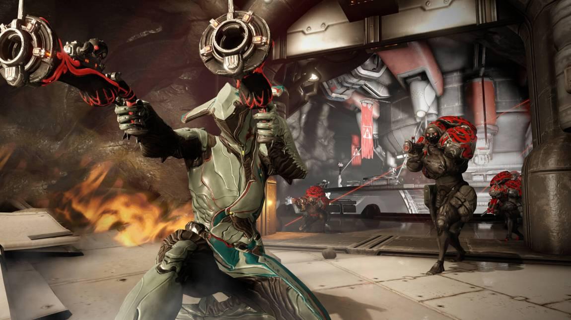 The Game Awards 2016 - stílusosan fut be új Warframe tartalom konzolokra bevezetőkép