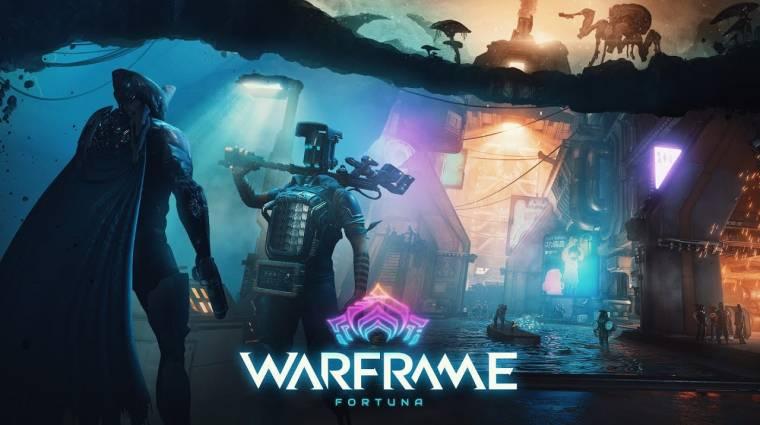 Warframe - novemberben érkezik az új kiegészítő bevezetőkép